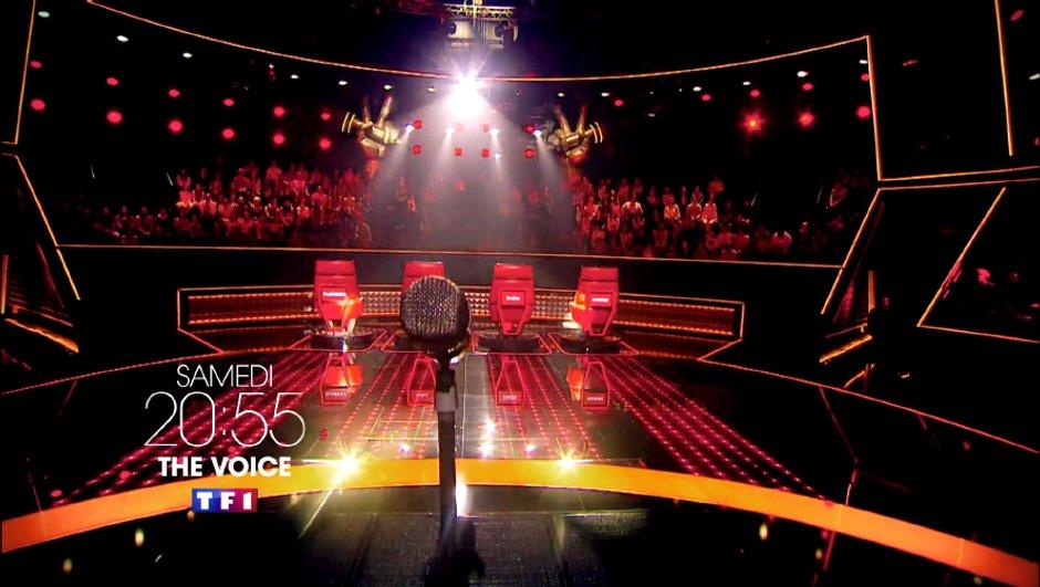 Découvrez trois nouvelles voix qui vous attendent samedi sur TF1 !