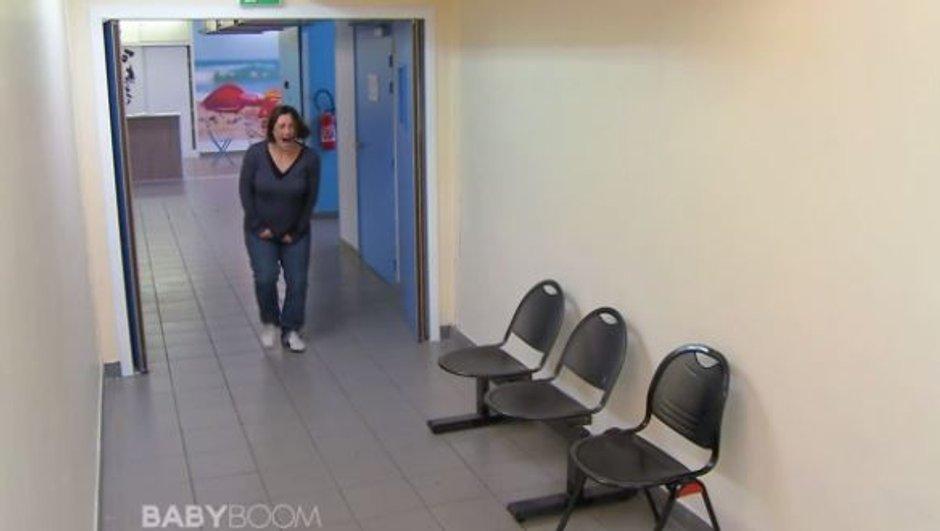 Une arrivée tonitruante à la maternité de Poissy
