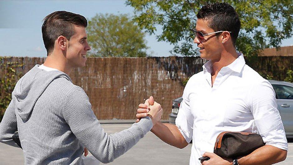 Real Madrid : les premiers échanges entre Bale et Ronaldo (vidéo)