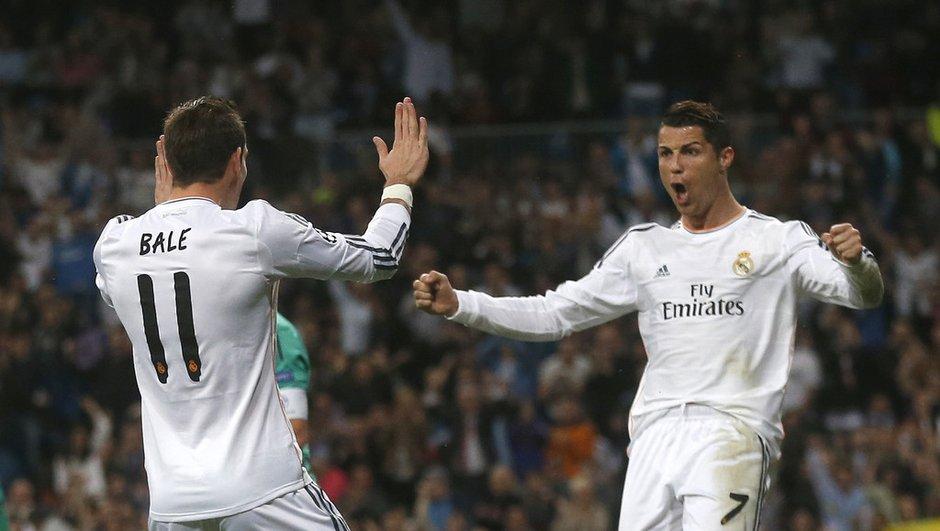 Une rivalité Ronaldo-Bale au Real Madrid ?