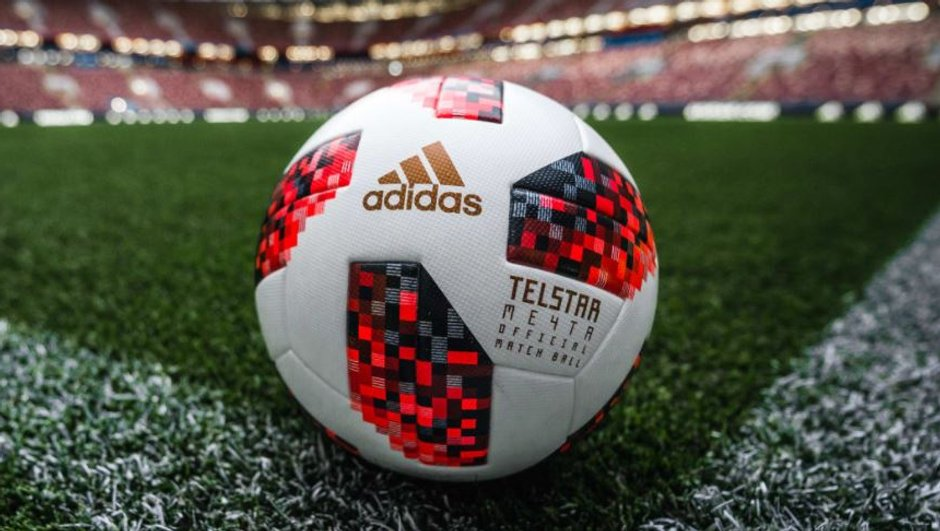 Le nouveau ballon utilisé pour la phase finale