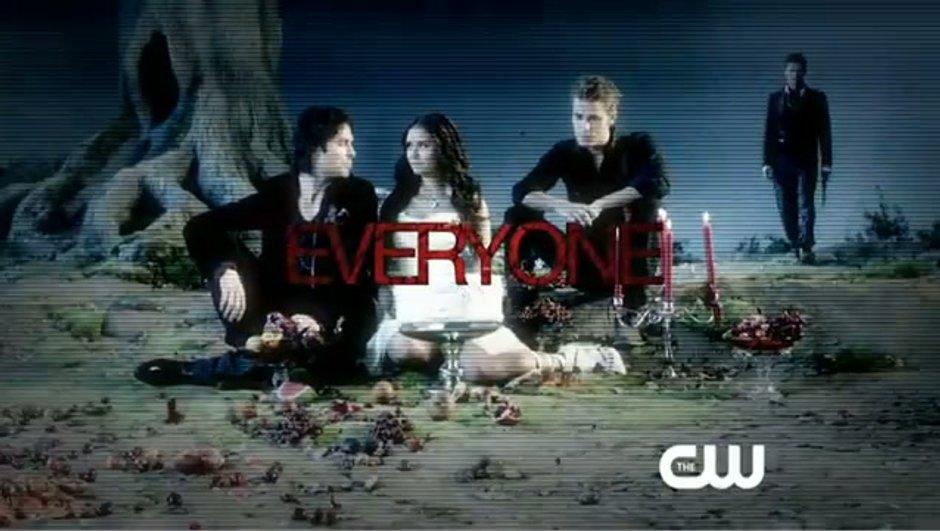 Vampire Diaries saison 3 : la vidéo tentation
