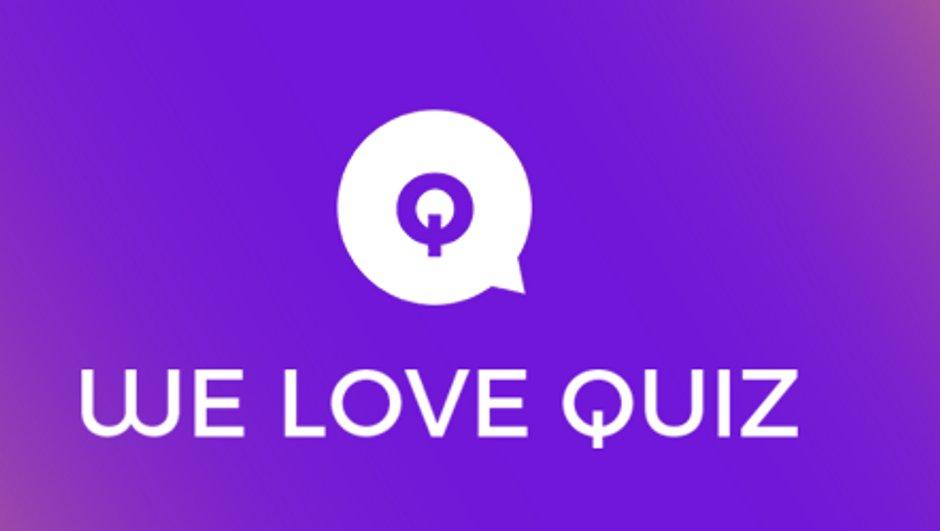 Découvrez tout sur la nouvelle application We Love Quiz !