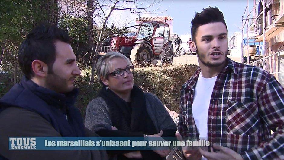 Tous Ensemble : Baptiste Giabiconi rejoint les équipes de Marc-Emmanuel !