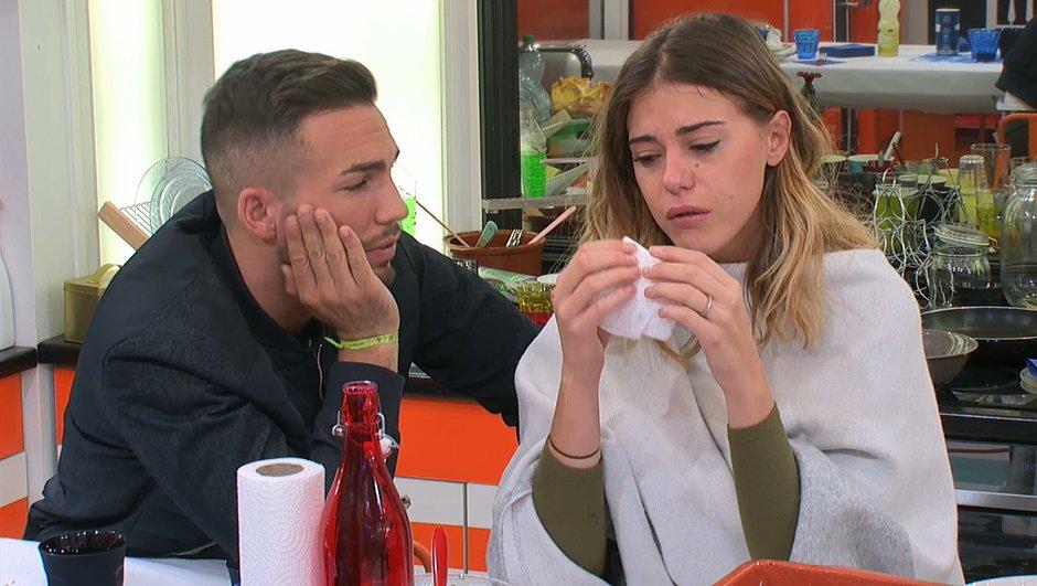 Secret Story 11: Barbara en larmes à cause de Jordan