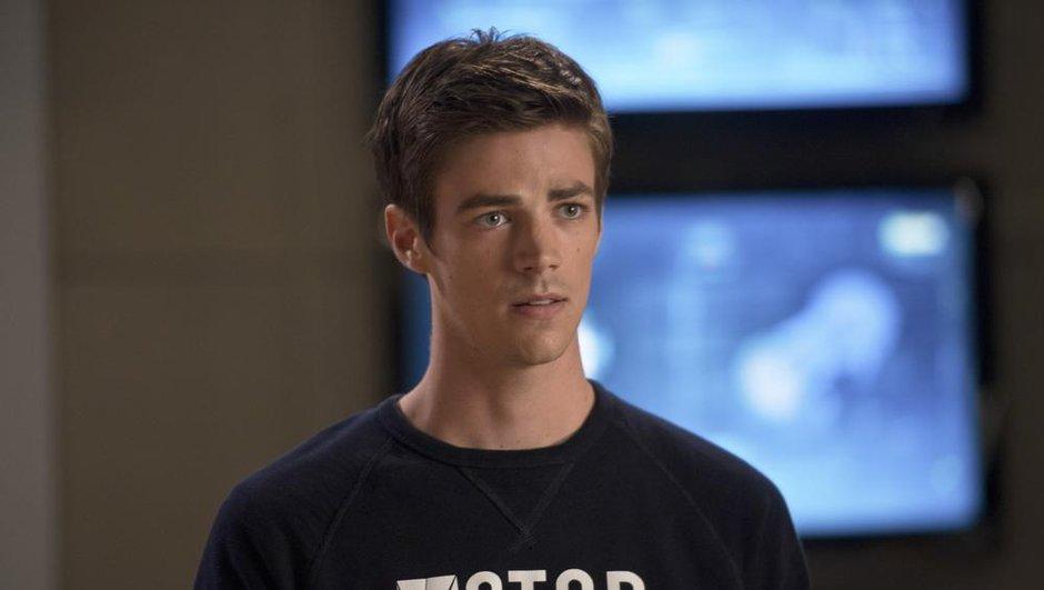 Flash : Grant Gustin, de Glee à Barry Allen