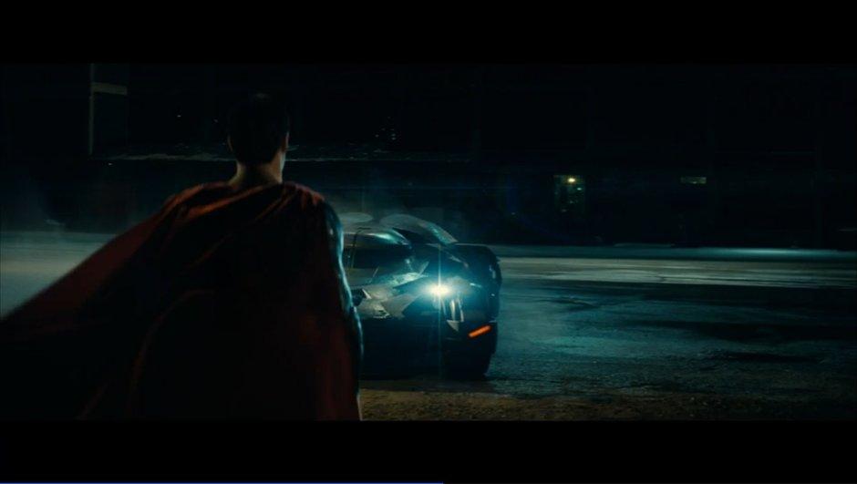 """Batman v Superman"" : que serait Batman sans sa fameuse Batmobile ?"