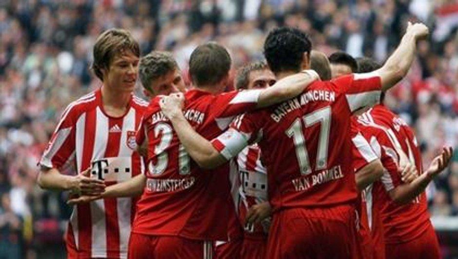 Le Bayern, c'est plus subtil que ça