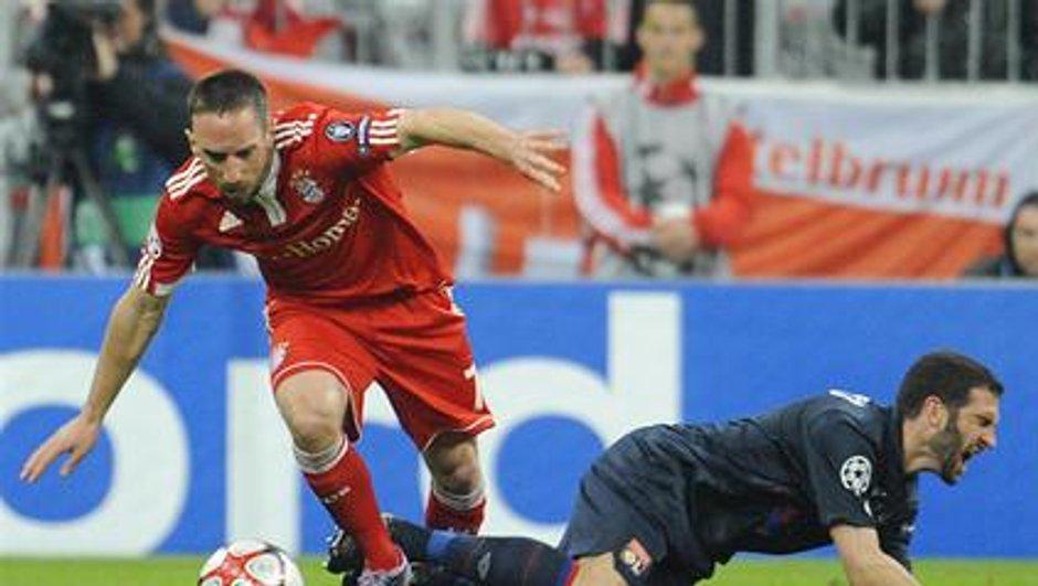 Bayern-Lyon EN DIRECT