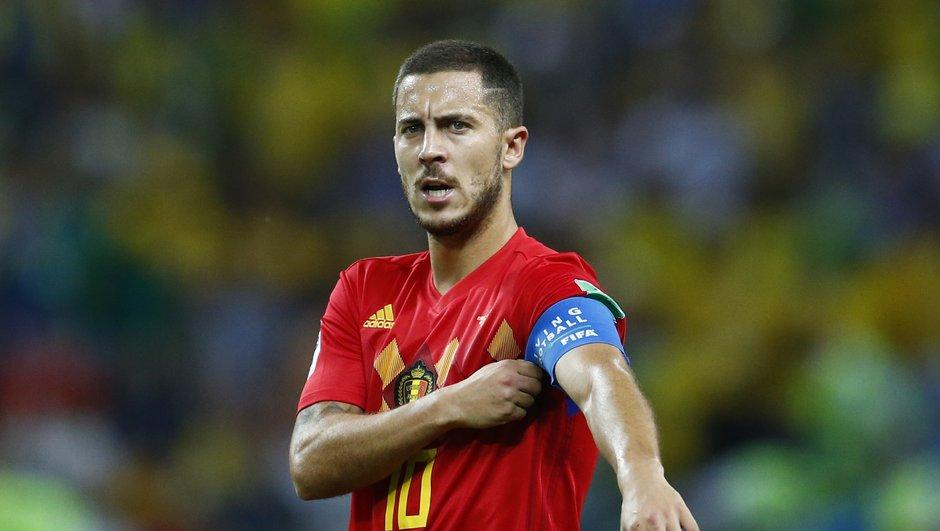 """Eden Hazard vu par... Rio Mavuba : """"Il n'a qu'une idée en tête, éliminer la France"""""""