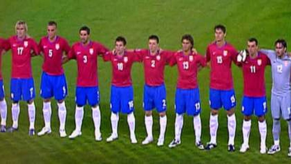 Belgrade attend les Bleus