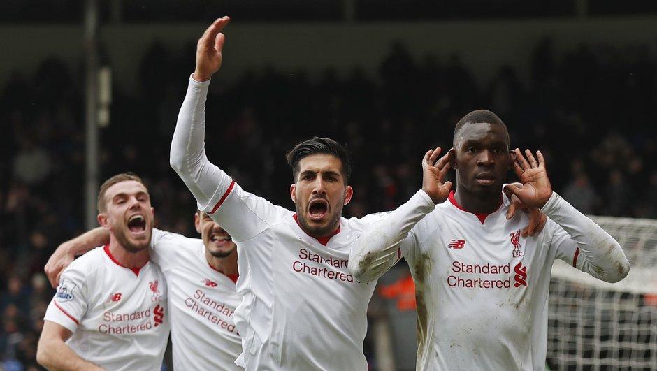 Premier League : Liverpool chanceux, MU rechute
