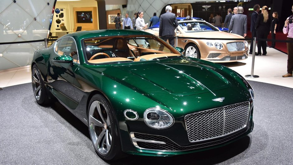 Bentley EXP 10 Speed 6 : Bientôt une version de série ?