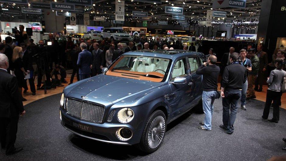 Dakar 2013 : Bentley au départ de l'épreuve ?