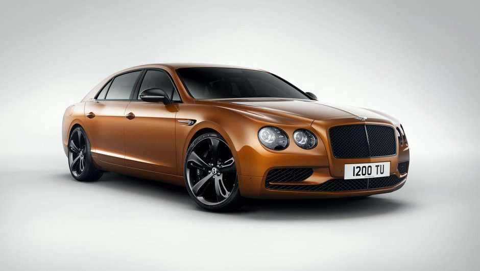 Bentley Flying Spur W12 S 2016 : le monstre passe à 635 chevaux