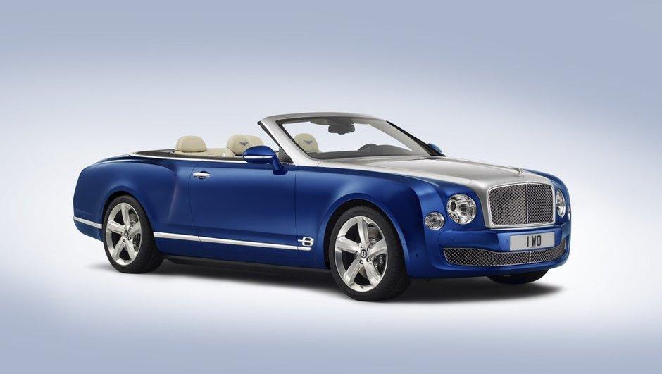 Bentley Grand Convertible Concept 2014 : de la haute couture anglaise à Los Angeles