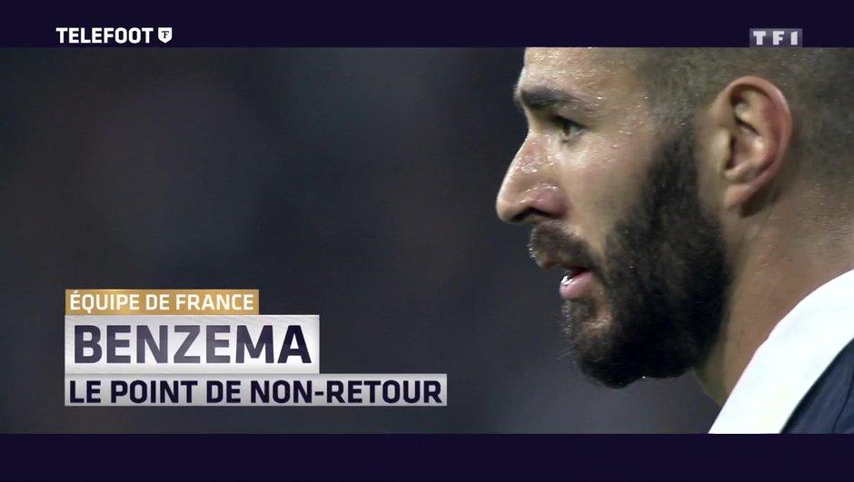 [Exclu Téléfoot 21/05] - Benzema, le point de non-retour