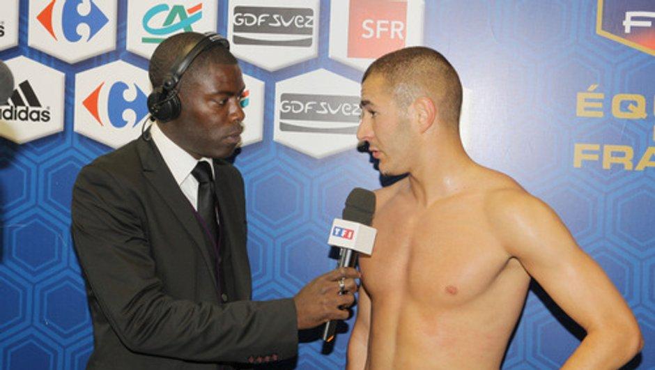 Equipe de France : Benzema serait déçu mais pas abattu
