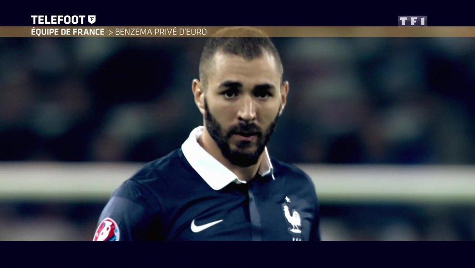Privé d'Euro, Benzema n'est pas finaliste du Ballon d'Or