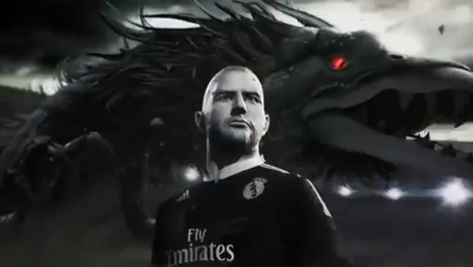 VIDEO Real Madrid : l'animation qui tue !