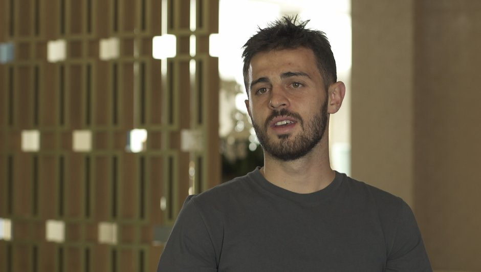 "Exclu Téléfoot - Bernardo Silva : ""Tu peux pas refuser Manchester City"""