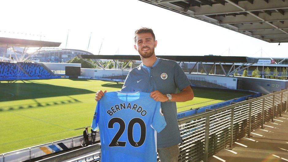 Officiel - Mercato : Bernardo Silva quitte Monaco pour Manchester City