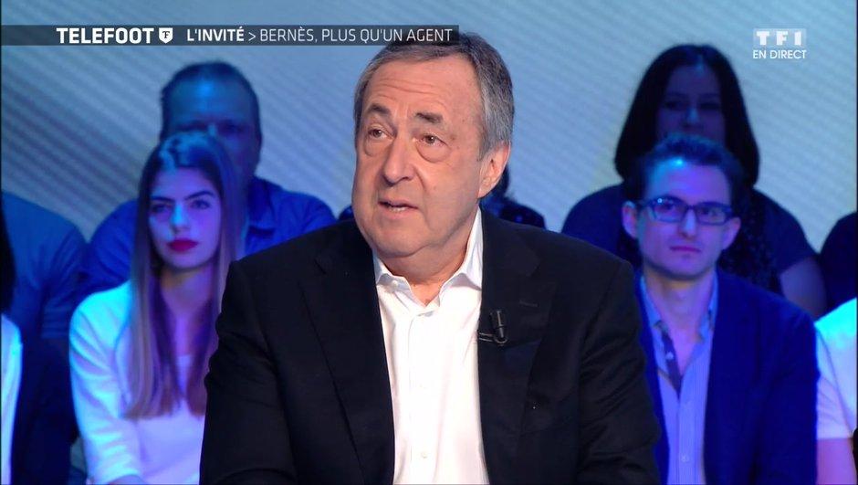 [Exclu Téléfoot 18/02] – Jean-Pierre Bernès sur l'absence de T. Silva à Madrid : « La seule erreur, c'est de l'annoncer le jour du match »