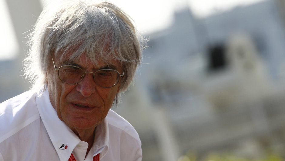 "F1 : Bernie Ecclestone veut  raviver un sport devenu ""ennuyeux"""