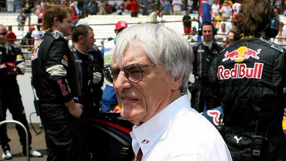 F1 : « La Formule 1 n'a jamais été pire » que cette année, pour Bernie Ecclestone