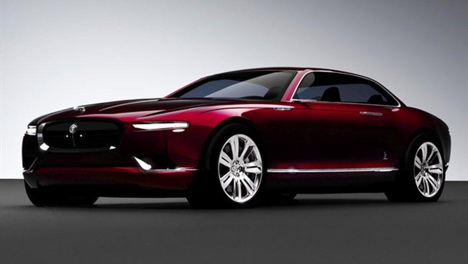 Salon de Genève 2011 : Bertone B99, la nouvelle Jaguar ?