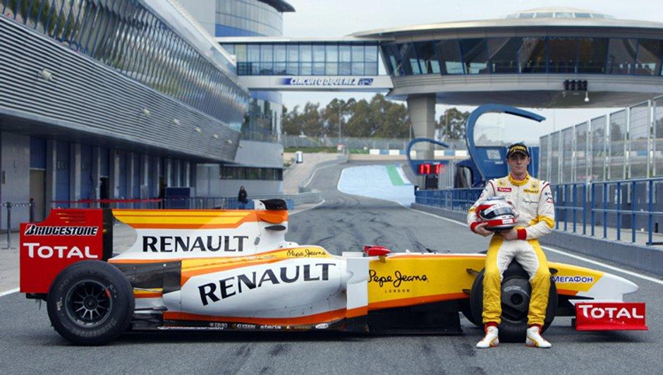 Un repreneur potentiel de plus pour Renault F1
