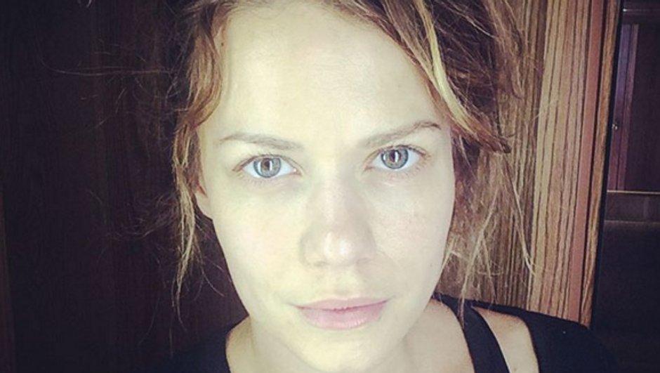 Bethany Joy Lenz sans maquillage sur Instagram