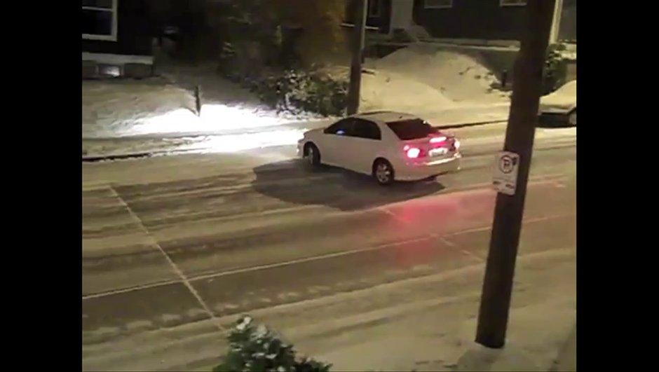 Insolite : le bêtisier de l'hiver automobile par TomTom