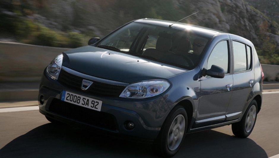 La Dacia Sandero passe au bioéthanol