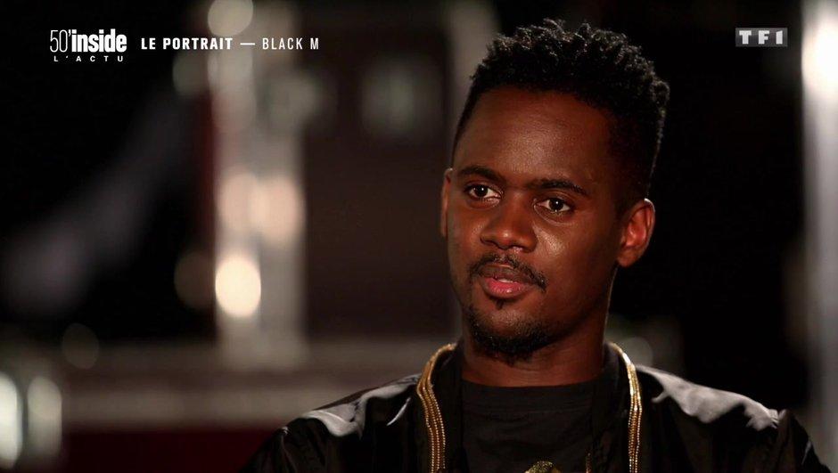 Black M : il ne croyait pas à ces chansons, mais elles ont fait son succès