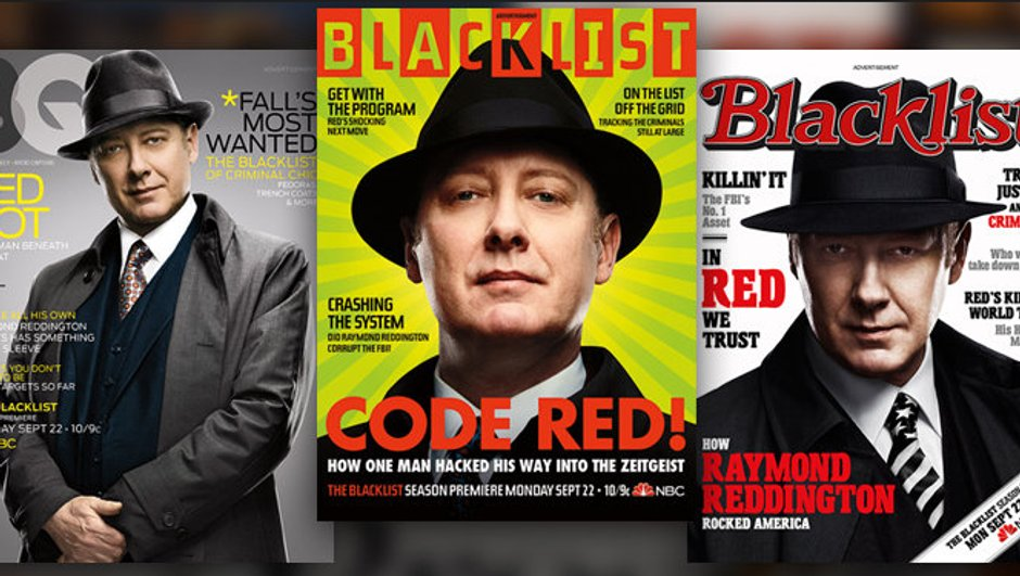 Blacklist : Début de la saison 2 ce lundi aux USA, et disponible dès mardi sur MYTF1VOD !