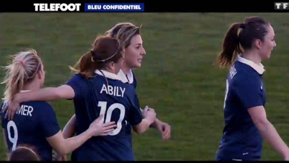 Équipe de France féminine : Dernière ligne droite avant la Coupe du monde
