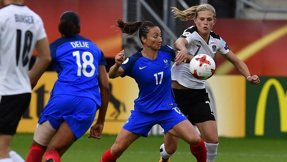 Menée au score, l'Equipe de France féminine s'est arrachée pour signer un nul face à l'Autriche