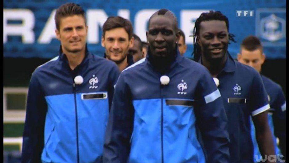 Quand MasterChef cuisine pour l'Equipe de France de football !
