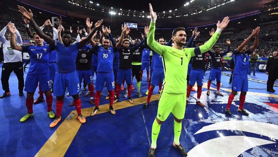 Coupe du monde 2018 : la France entamera sa préparation face à l'Irlande