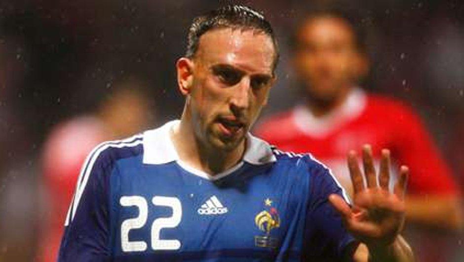 Les Bleus sans Ribéry?