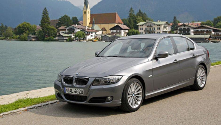 BMW 330d : athlétiquement sobre