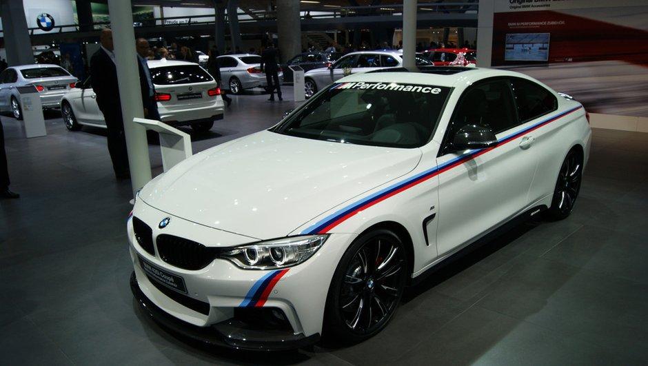 Salon de Francfort 2013 : BMW Série 4 Coupé, encore plus complet