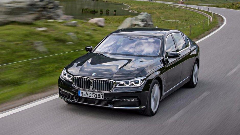 BMW présente la nouvelle Série 7 iPerformance hybride