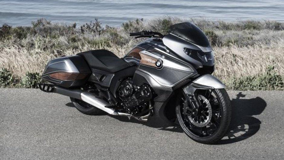 BMW Concept 101 : la routière du futur dévoilée à Villa d'Este