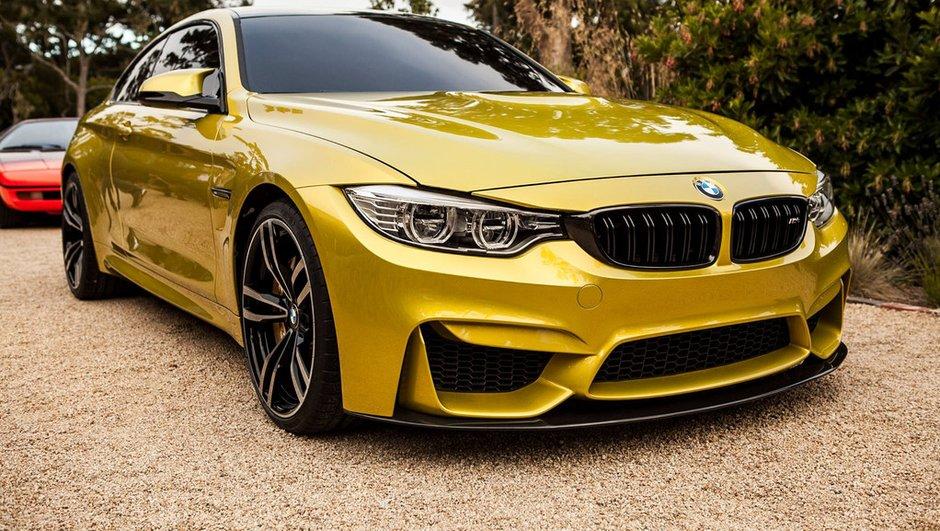 BMW M4 : elle fera ses débuts en DTM en 2014