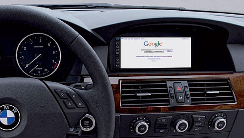 Le BMW Connected Drive arrive en France