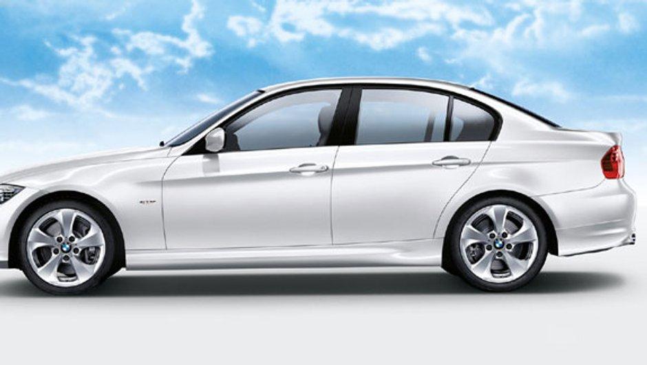 Une BMW Série 3 hybride bientôt sur le marché !