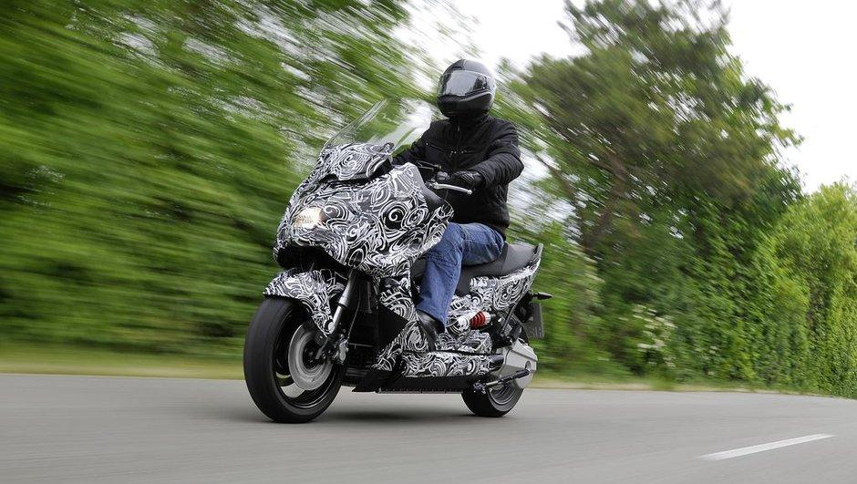BMW E-Scooter Concept : L'urbain électrique de Motorrad