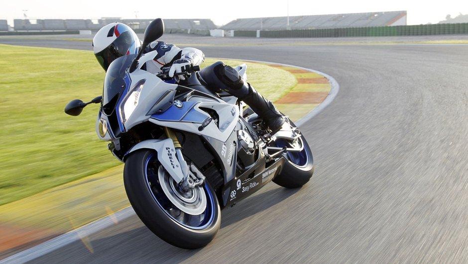 BMW HP4 2012 : le nouveau fleuron sportif Motorrad